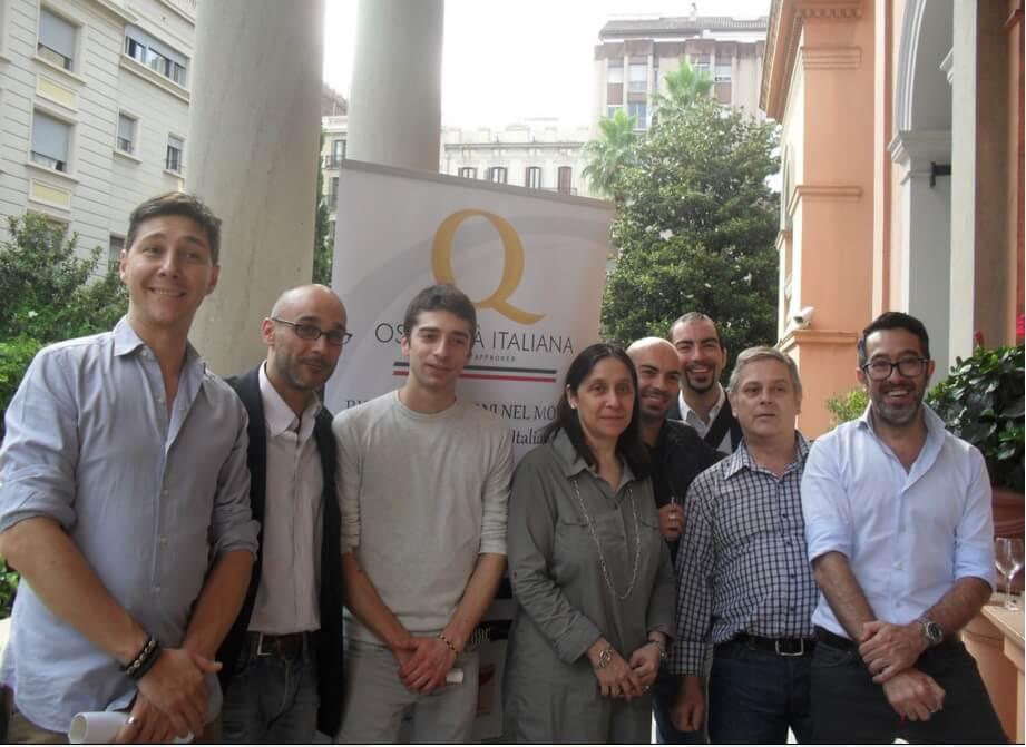 ospitalità italiana 2013