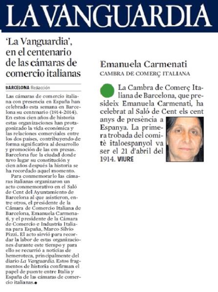 Articulo del 9 de Julio de 2014