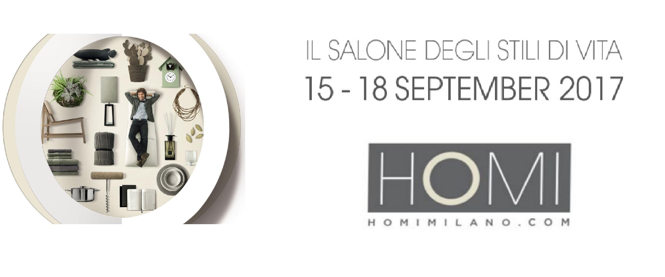 Homi salone internazionale dell arredamento fiera milano for Fiere arredamento 2017