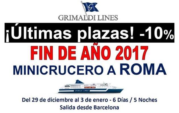 10 de descuento para las ltimas plazas minicrucero de for Camarote interior grimaldi
